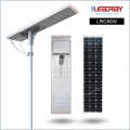 80W All In One Solar Street Lights