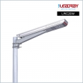 20W Solar All In One Street Light with Pole