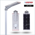 15W All In One Garden Solar Led Light Integrated
