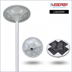 all in one solar led garden Light
