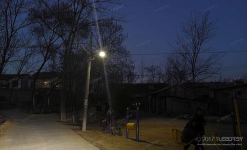 New Village Lighting Project in Shandong Province